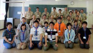 平成28年度第3回ボーイスカウト講習会